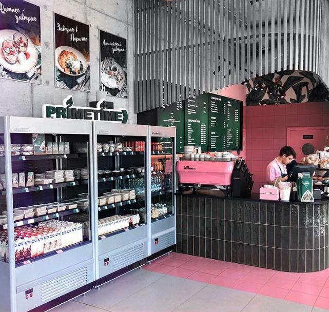 Миниатюра для: Новосибирская сеть кофеен PRIMETIME выходит в Москву