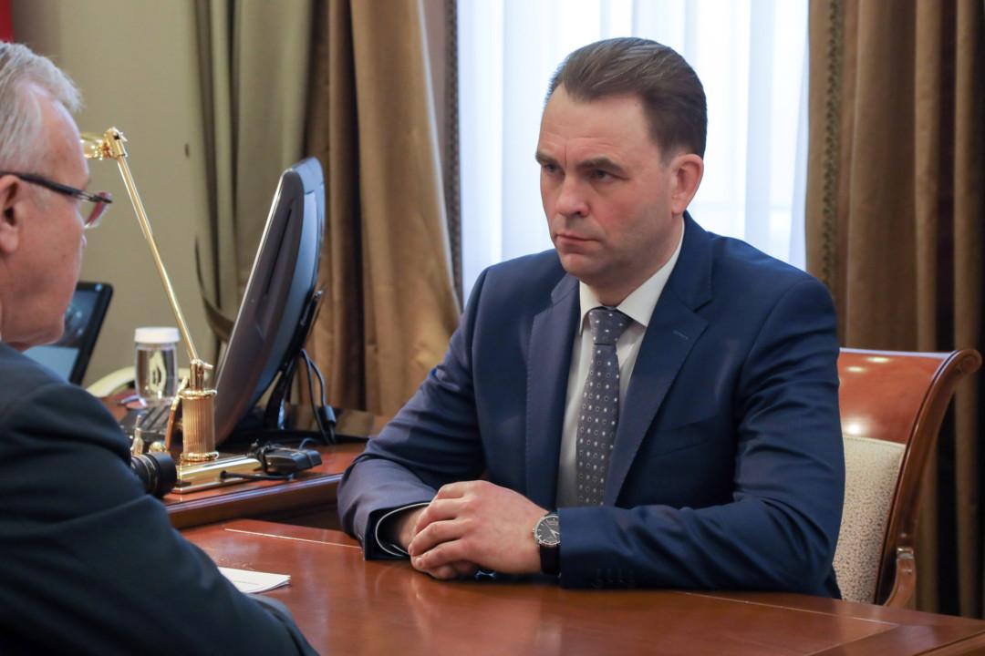 Павел Корчашкин