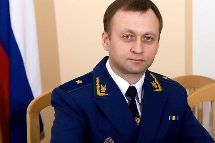 Президент Владимир Путин назначил прокурора Алтайского края