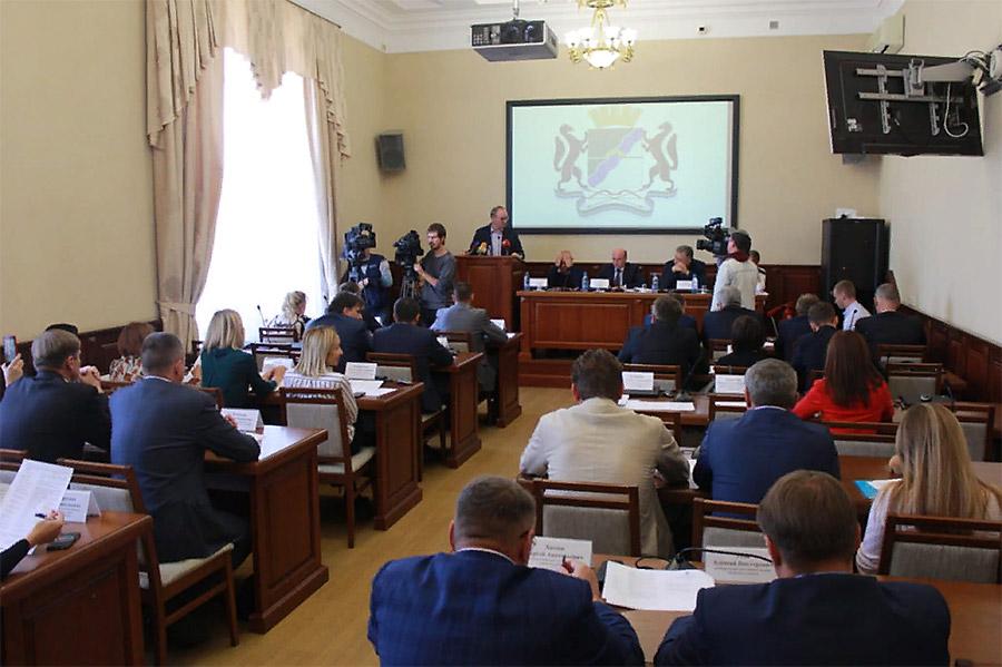 Надежность теплоснабжения Новосибирска
