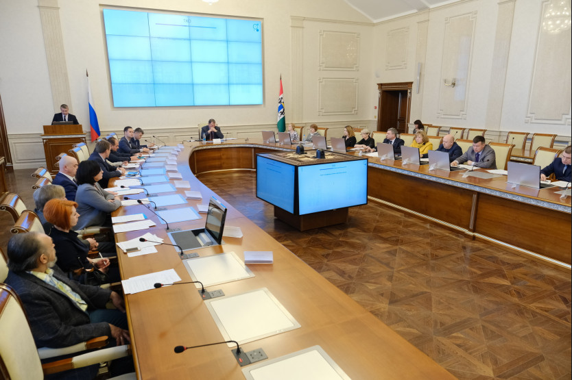 Услуга по обращению с ТКО оказывается во всех муниципальных районах Новосибирской области