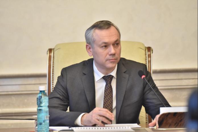 Андрей Травников принял участие в заседании рабочей группы Совета при президенте РФ