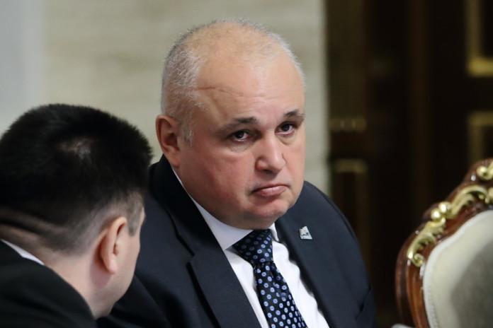 Губернатор Кузбасса заработал за прошлый год более 70 млн рублей