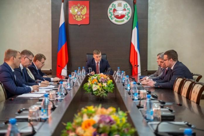 Миниатюра для: МРСК Сибири выразила готовность к диалогу с правительством Хакасии вопреки росту долга