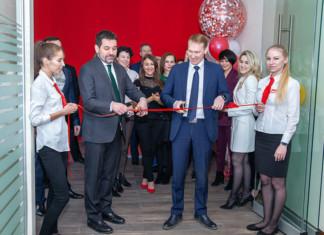 Новый офис «Альфа-банка»