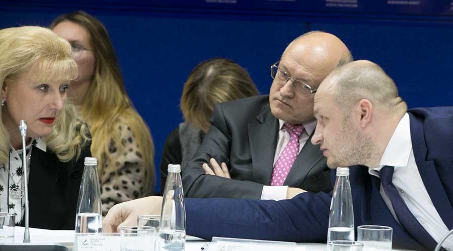Ирина Демчук (слева) и Станислав Тишуров (справа)
