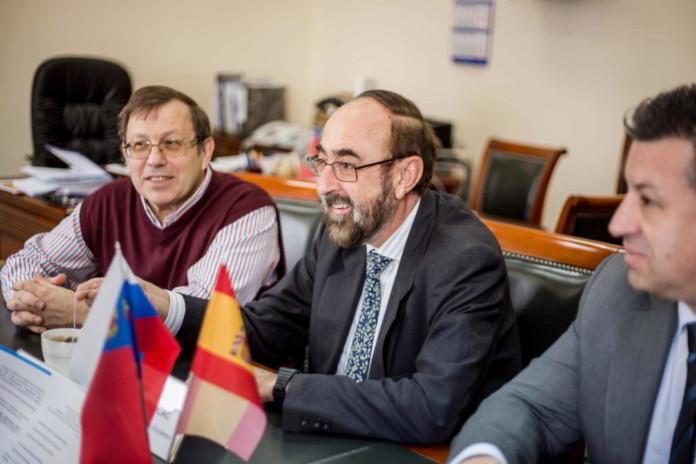 В Кемеровскую область прибыла с рабочим визитом делегация Испании