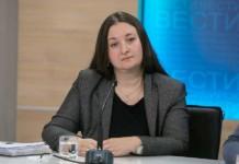 Начальник отдела продаж ипотечных кредитов РЦ«Сибирский» Райффайзенбанка Ирина Ярыгова