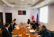 Власти Иркутской области и республики Корея планируют развивать совместные проекты