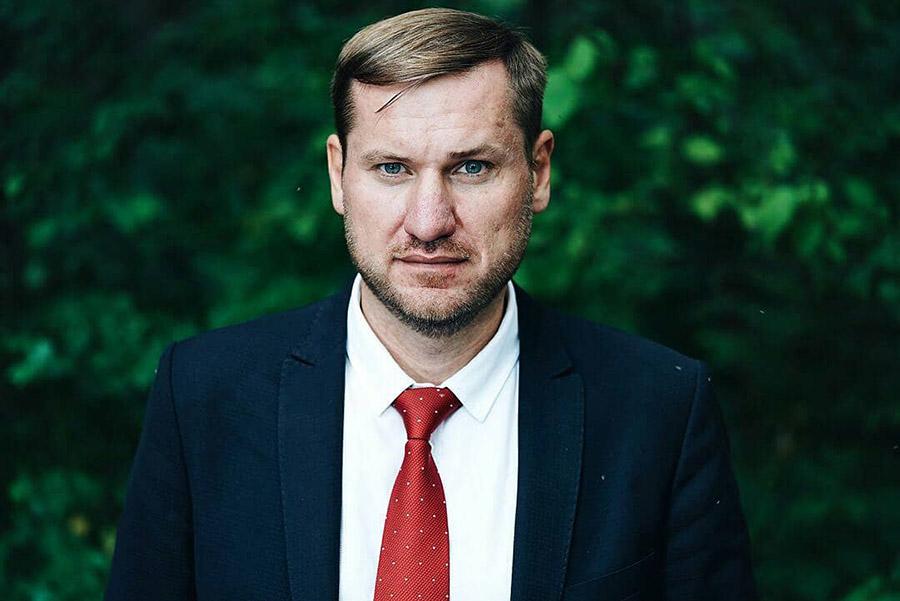 Новосибирский предприниматель, основатель проекта NEWKOLHOZ Константин Терещенко