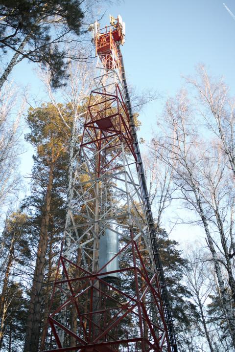 «МегаФон» запускает в Сибири сеть для «Интернета вещей» - Фотография
