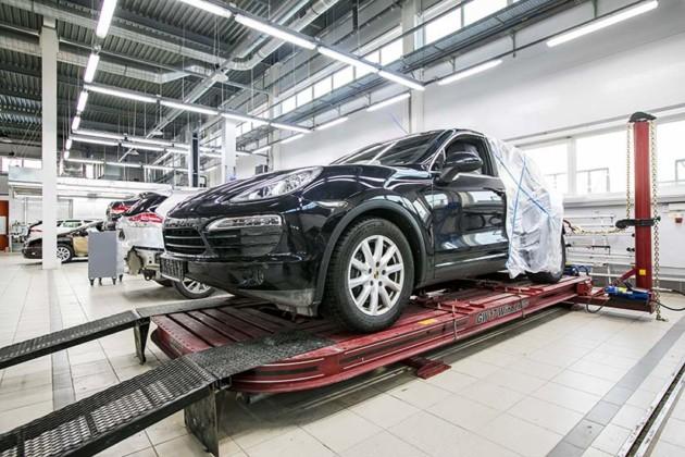Кузовной сервис «Сибирские Моторы»