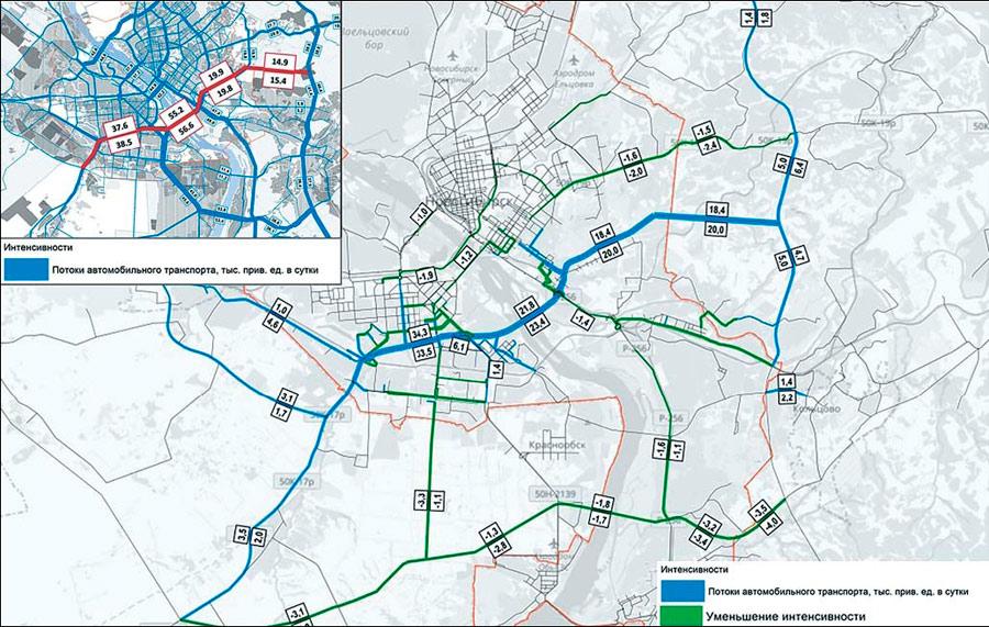 Какова стратегия эффективного развития транспорта Новосибирской области? - Фотография