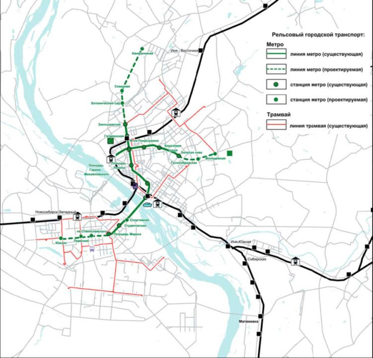 Какова стратегия эффективного развития транспорта Новосибирской области? - Фото