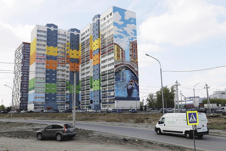 Географические названия жилмассивов: удачный маркетинговый ход или способ разрушить код Новосибирска? - Фотография