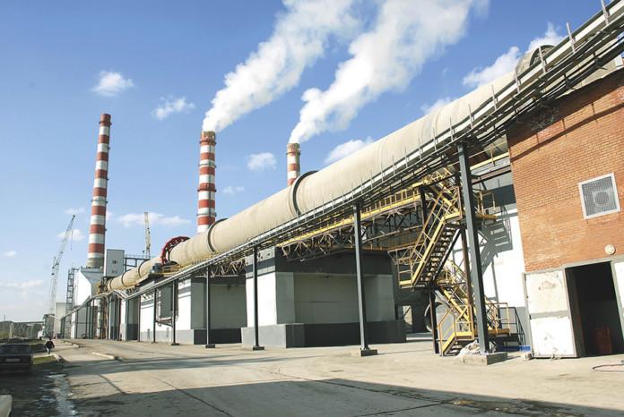 Миниатюра для: Топкинский цементный завод открываетвысокий сезон