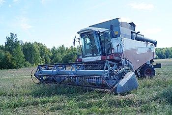 В Томской области на сельскохозяйственных предприятиях начнут работать беспилотные комбайны