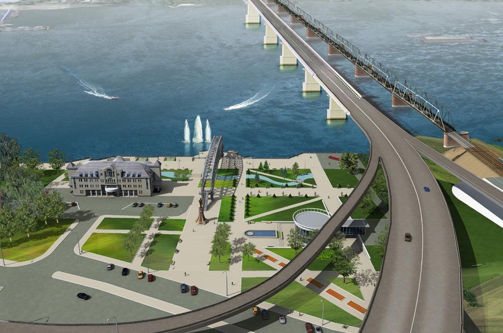 Более 700 зданий и сооружений снесут для строительства моста через Обь в Новосибирске