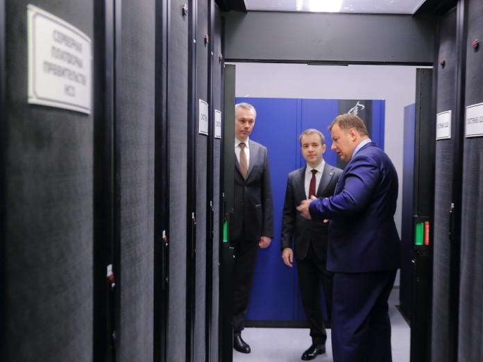 Миниатюра для: «Цифровой» Новосибирск: вошли в десятку лидеров, но расслабляться рано