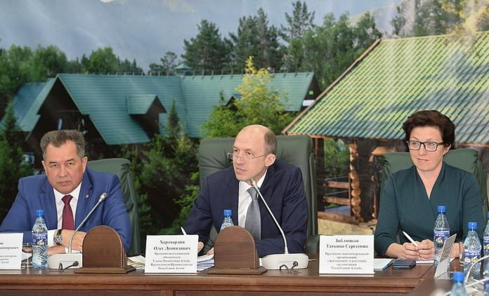 Власти республики Алтай намерены создать пятилетнюю стратегию развития туризма