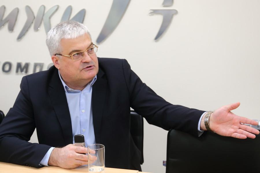 Вячеслав Илюхин. Фото Михаила Перикова