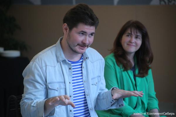 «Континент Сибирь» провел встречу предпринимателей с главой Skuratov Coffee Виктором Скуратовым - Фотография