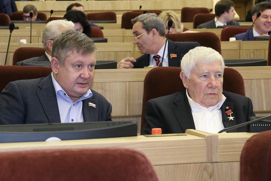 Предварительная перекличка: новосибирская ЕР формирует списки кандидатов 2020 - Фотография