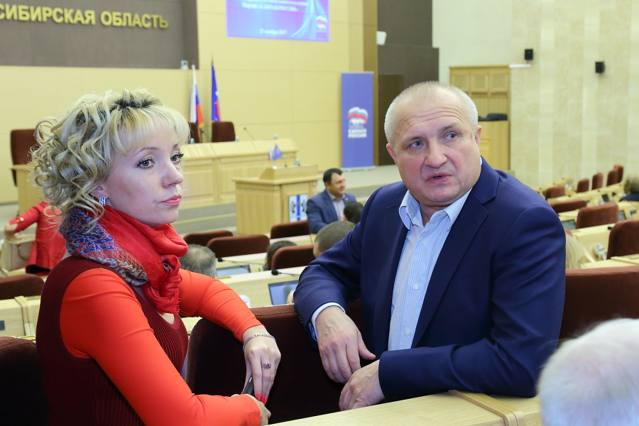 Предварительная перекличка: новосибирская ЕР формирует списки кандидатов 2020 - Изображение