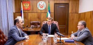 Госкомитет энергетики и тарифного регулирования Хакасии возглавил Манук Данданян