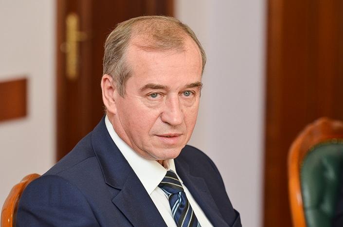 Губернатор Иркутской области Сергей Левченко попал в больницу