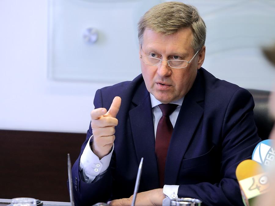 Мэр Анатолий Локоть