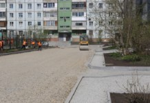 В Кемерове до конца 2019 года отремонтируют 80 дворовых территорий