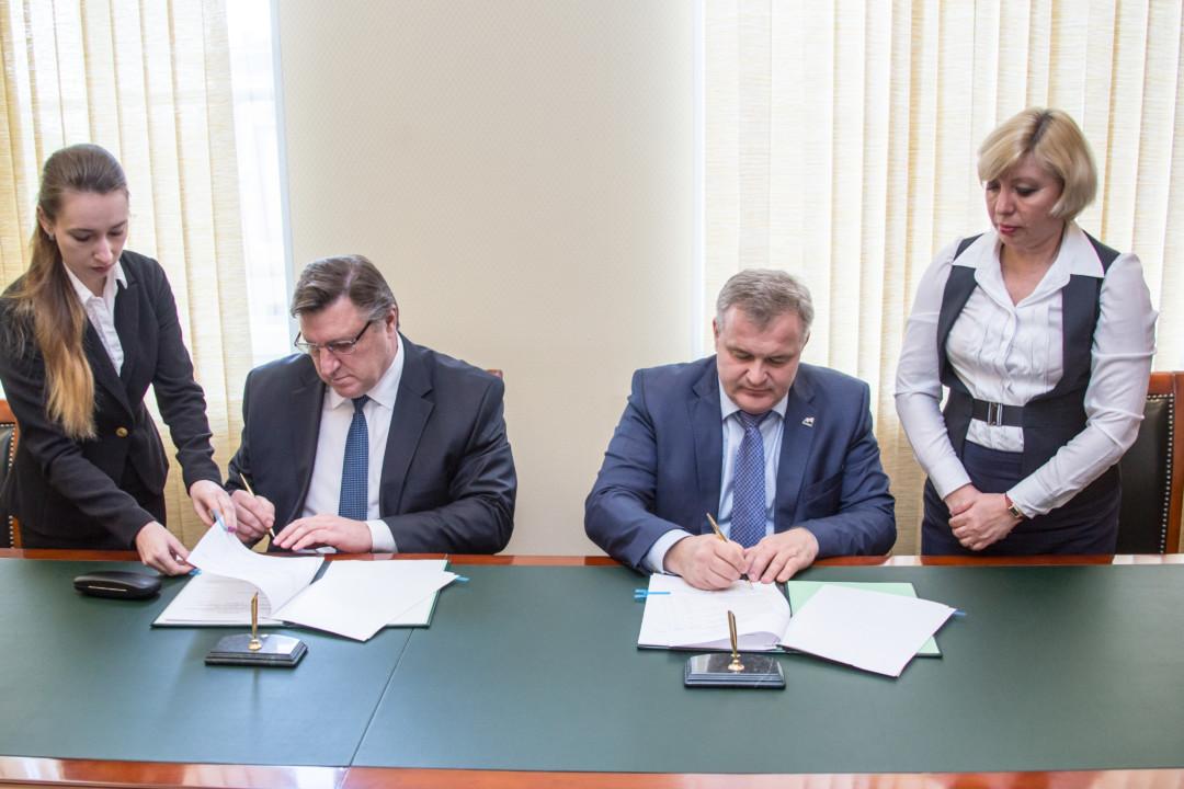 Власти Кузбасса и две угольные компании договорились о сотрудничестве