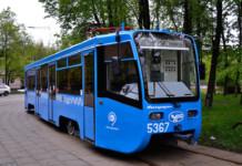 В 2020 году Москва передаст Омску 10 трамваев
