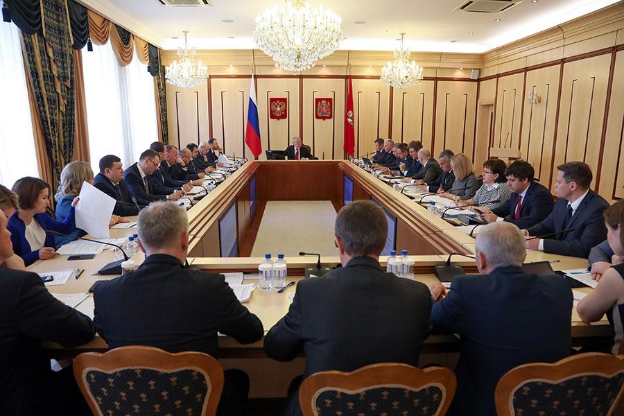 Реализация нацпроектов в Красноярском крае ведется по всем 13-ти направлениям