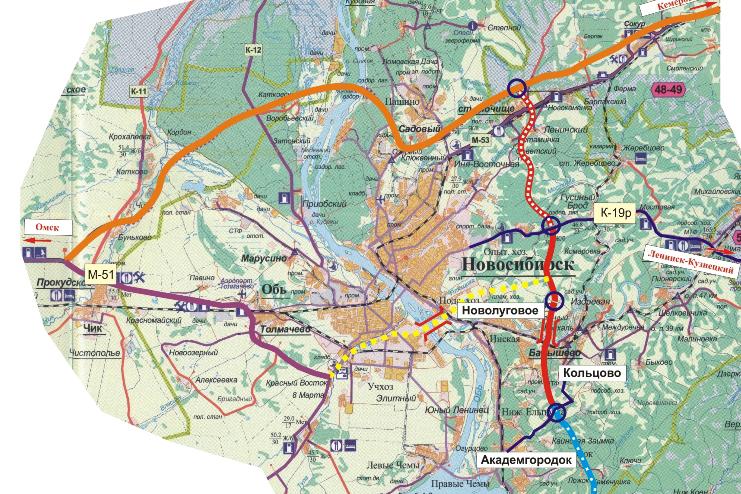 «Сибмост» несет убытки при строительстве Восточного обхода в Новосибирске