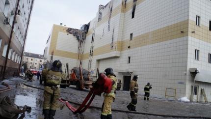 Женщина, потерявшая при пожаре в «Зимней вишне» внуков и дочь, попросила самого строгого наказания для подсудимых