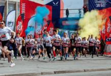 Во всероссийском полумарафоне «ЗаБег» приняли участие 3000 новосибирцев
