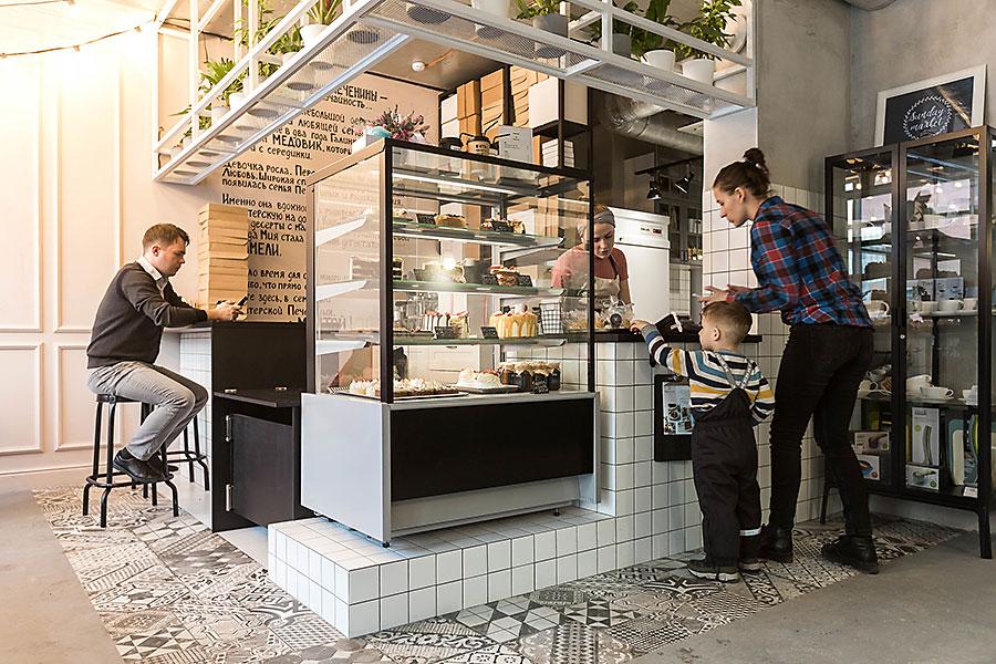 Дом с кофейней: как развивается ритейл в новых районах Новосибирска - Картинка