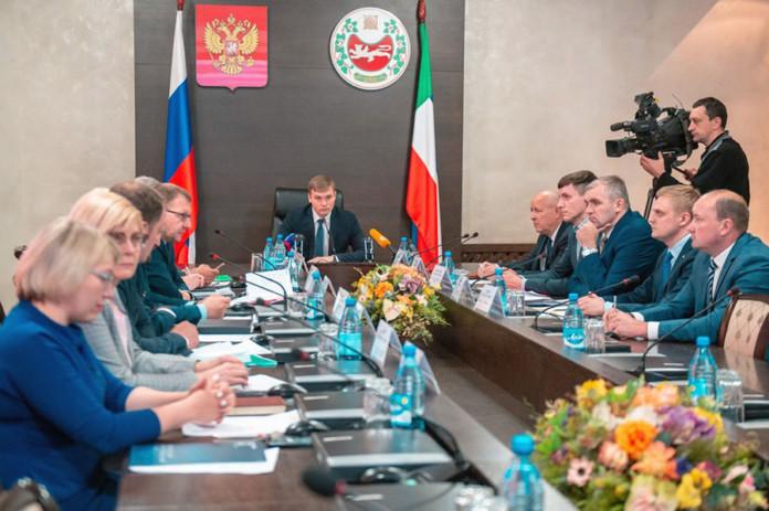 Хакасия включила в «Енисейскую Сибирь» 12 проектов с общим объемом финансирования 200 млрд рублей
