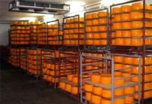 Полмиллиарда рублей вложил Барнаульский молочный комбинат в реконструкцию маслосырзавода