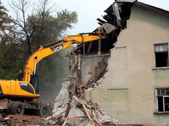 236 аварийных домов расселят и снесут в Красноярске в ближайшие 6 лет