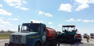 В аэропорту Барнаула стартовал второй этап работ по ремонту взлетно-посадочной полосы