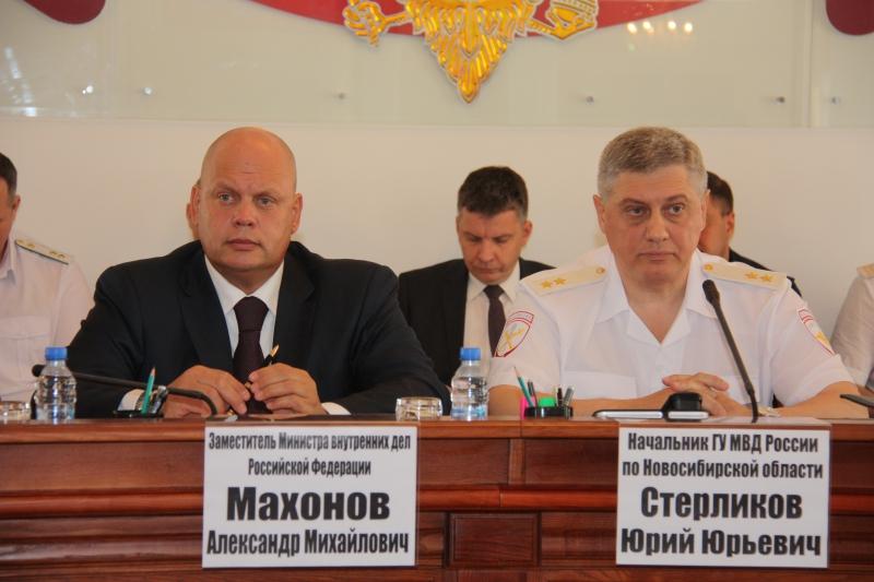 Начальник ГУ МВД по Новосибирской области заработал за 2018 год более семи млн рублей