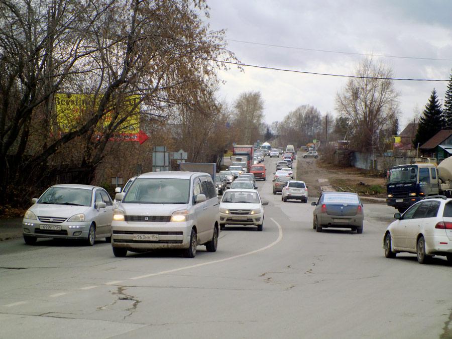 Агломерационный акцент «Безопасных и качественных дорог» - Фотография
