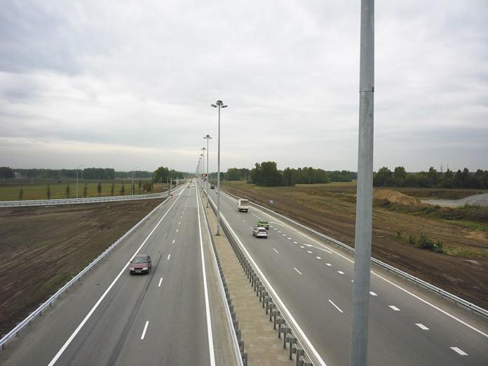Миниатюра для: Агломерационный акцент «Безопасных и качественных дорог»