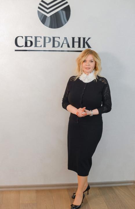 Татьяна Галкина: «Нашу кадровую политику можно назвать «абсолютной меритократией» - Фотография