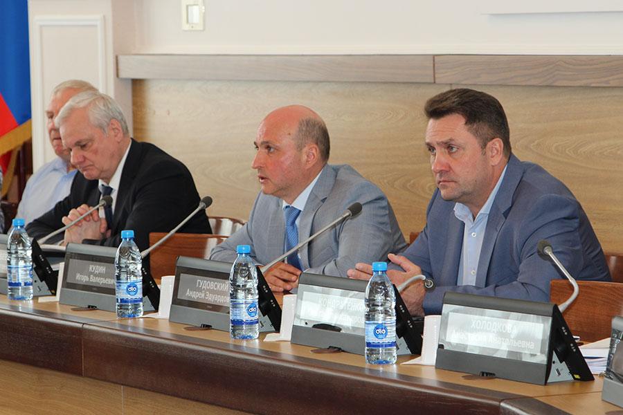 Комиссия по городскому хозяйству Совета депутатов Новосибирска