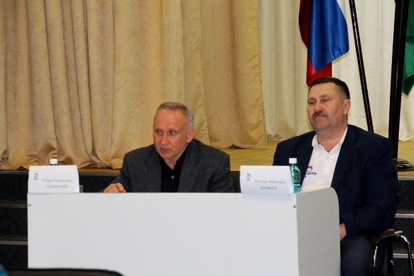 Миниатюра для: ЕР передаёт мандат экс-главы клиники Мешалкина в новосибирском заксобрании агропромышленнику