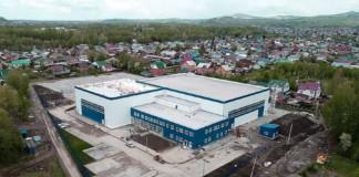 Спортивно-оздоровительный комплекс «Атлант» в республике Алтай обещают сдать 1 сентября 2019